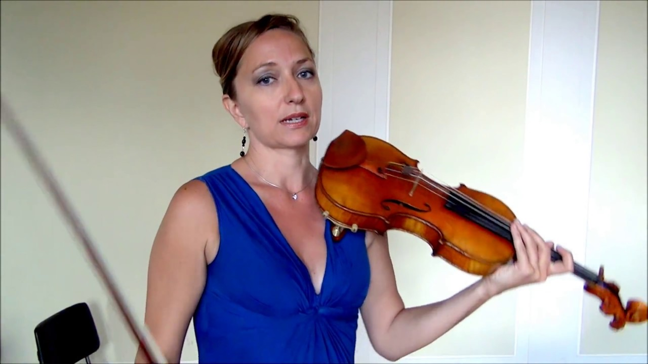 Violin Lessons - Chords on the Violin - YouTube