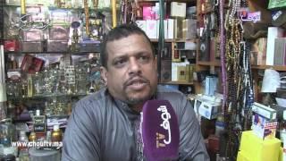 أجواء عيد الفطر بالأسواق المغربية..إقبال كبير على الملابس التقليدية بأثمنة مناسبة |