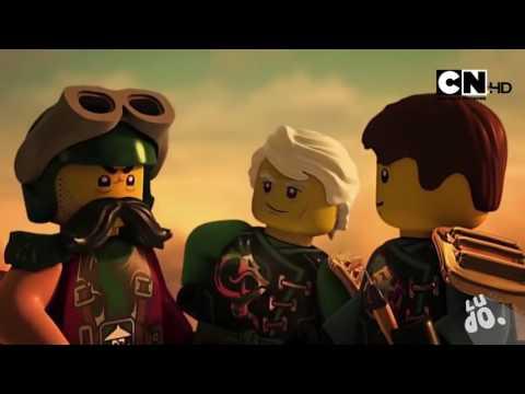Лего ниндзяго путь домой 64 серия