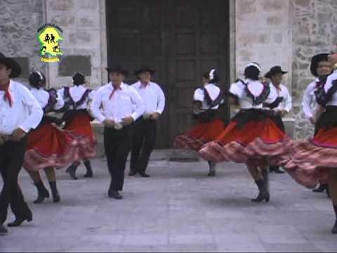 COAHUITL Ballet Folklórico. LA FILOMENA Región Centro de Coahuila. México.