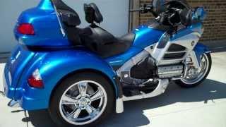 2012 Honda Goldwing Trike For Sale! $35,990