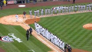 NY Yankees Opening Day 2011