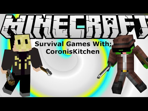 Minecraft: Survival Games - I masturbate with bean burritos?