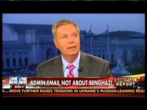 Graham Discusses New Benghazi Revelations on Fox News Special Report