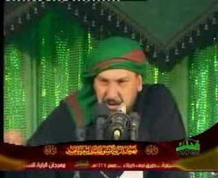الشاعر السيد عبد الخالق المحنه - جنها زينب هاي