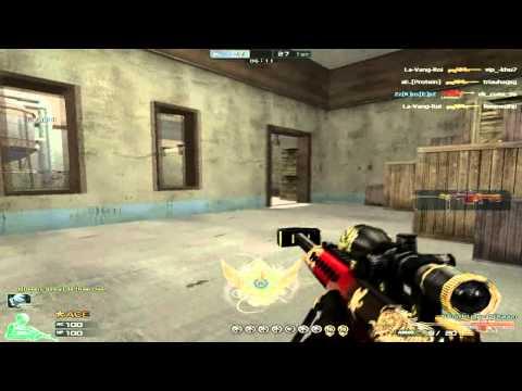 Trình Độ Bắn Sniper Của 1 Game Thủ Nữ Khiến Bao Gamer Mơ Ước. Quá Đẳng Cấp !!!