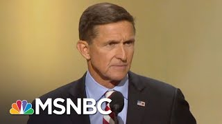 Lawrence: Michael Flynn Guilty Plea Means Walls Are Closing In On Trump | The Last Word | MSNBC