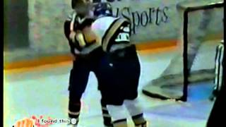 Mar 12, 1994 David Jesiolowski vs Chad Allan