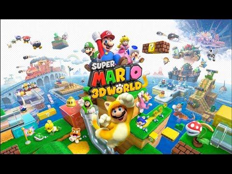 Nintendo WII U - Super MARIO 3D Worlds ( PT - BR )