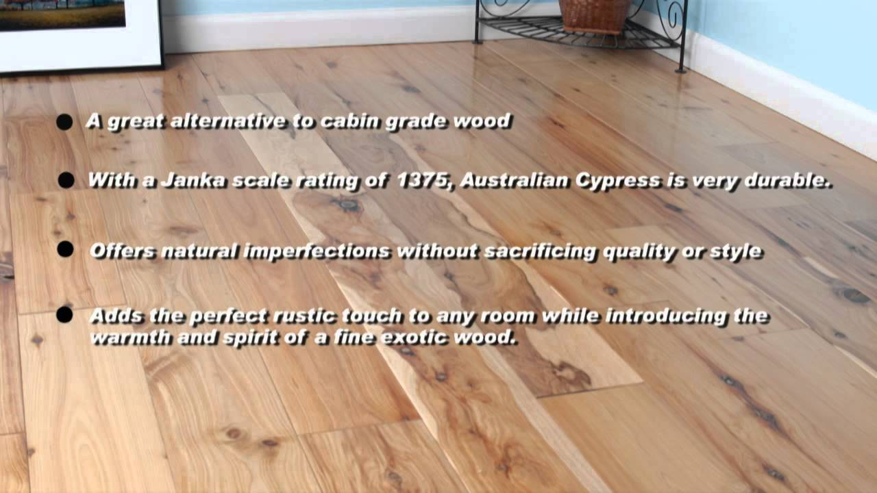 Australian cypress flooring australlian cypress floors youtube - Cypress floorboards ...