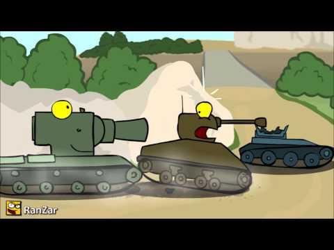 Tanktoon #47 - Obrana mostu