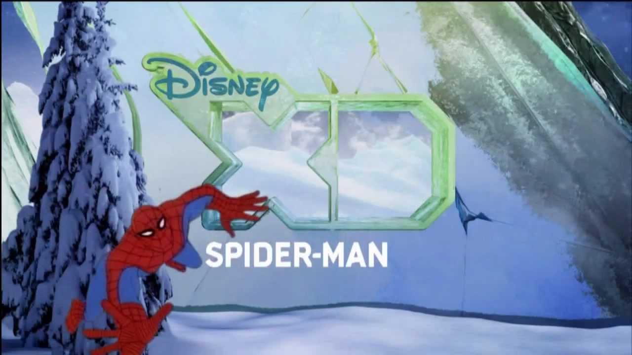 Disney Xd Montage : Spiderman disney xd winter bumpers youtube