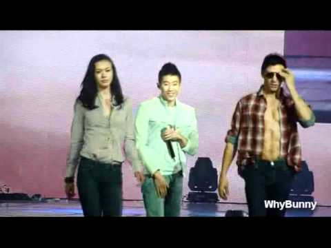 [FANCAM] 22072011 Jay Park HTC Likes Award 2011 - Nothing on You