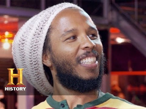 Counting Cars: Danny Shows Ziggy Marley His Collection