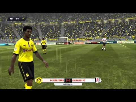 Fuleragi FC 1 x 0 FC Brazzers - Liga Superfifa, 3ª Temporada, Final, 1ª Partida