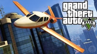 GTA 5 Online: Business Update DLC! New Supercars, Jet
