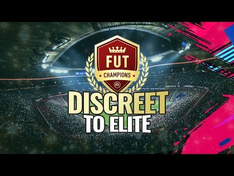 FUT CHAMPIONS LIVE 😱 DISCREET TO ELITE 😎 THE LAST GRIND 🙌 FIFA 19 LIVE