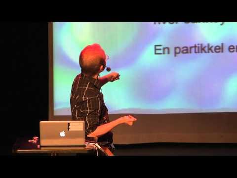 Bjørn H. Samset: «Hva er kvantefysikk?», foredrag ved Kritisk masse, Chateau Neuf 2010