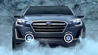 PRÉVIA Novo Subaru Tribeca 2015 Plug-in Hybrid 2.0
