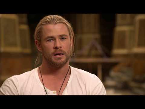 Thor 2: Thế Giới Bóng Tối (3D Atmos) - Soundbite - Phỏng Vấn Chris Hemsworth