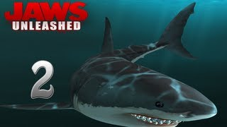 Lets Play Jaws Unleashed [2][HD] Beachparty
