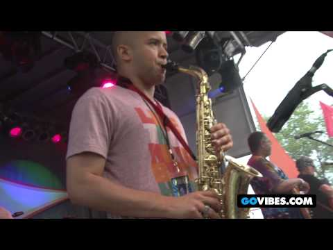 "George Porter Jr Performs ""I Get High"" at Gathering of the Vibes Music Festival 2012"