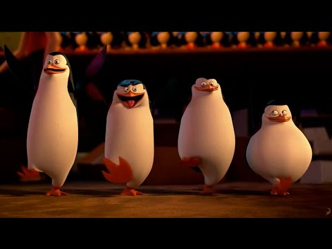 Os Pinguins de Madagascar | Trecho Exclusivo