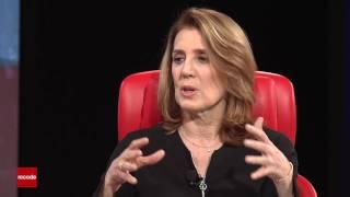 Alphabet CFO Ruth Porat defends Google's pay practices   Full Code interview   Code 2017