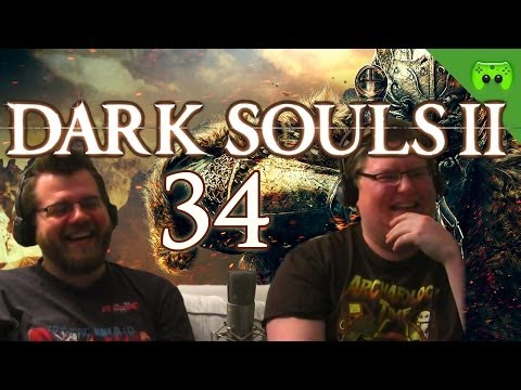DARK SOULS 2 # 34 - Boss: Alter Drachentöter «»  Let's Play Dark Souls 2 | Deutsch HD