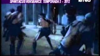 Salfaterama:Spartacus Temporada 3 (20/02/2012)