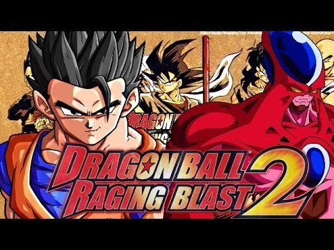 how to get db raging blast 2 on rcps3