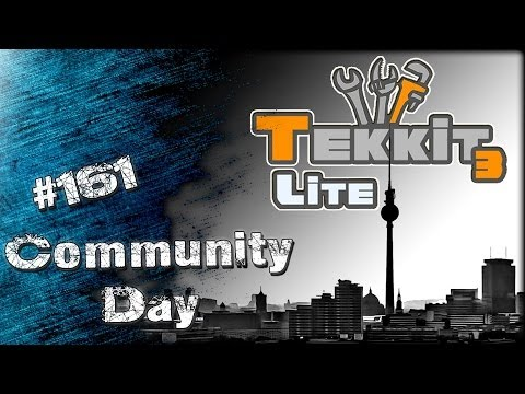 LP Minecraft T.L. City #161 - Community Day 4/7 - HD Deutsch DerSpielpirat
