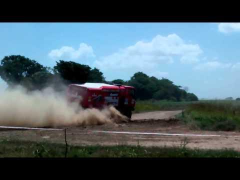 Camiones Dakar 2015 primera etapa
