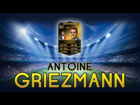 FUT14 | Player Review | Antoine Griezmann SIF (AG : 82) ! [FR]