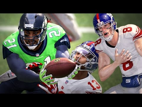 Madden 16 Career Mode Gameplay Ep. 10 - Stealing From Odell Beckham! Bridges Injures QB