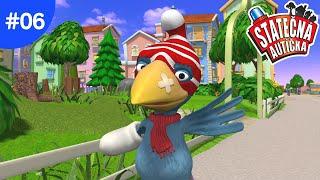 Statočné autíčka 2 - EP 11 - Statečný pomocník