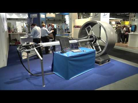 FORCE Technology stand at Swedish Pulp & Paper Exhibition in Stockholm 2011
