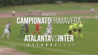 Primavera, Atalanta-Inter 2-0 gli highlights