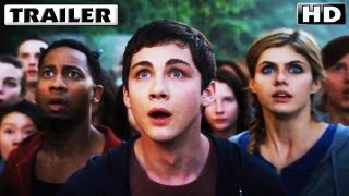 PERCY JACKSON Y EL MAR DE LOS MONSTRUOS TRAILER 2013