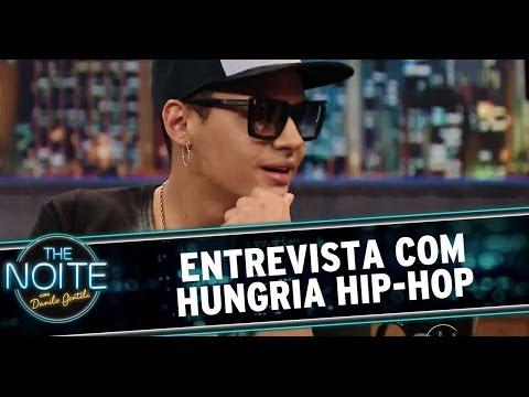 Entrevista com o músico Hungria Hip-Hop