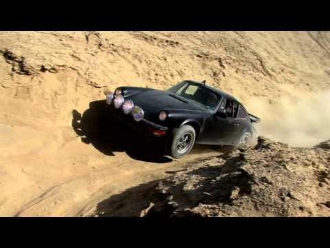 Amazing OFF ROAD porsche 911- Ocotillo Wells - New Years 2012