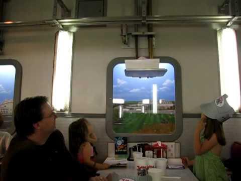 Fritz S Railroad Restaurant Youtube