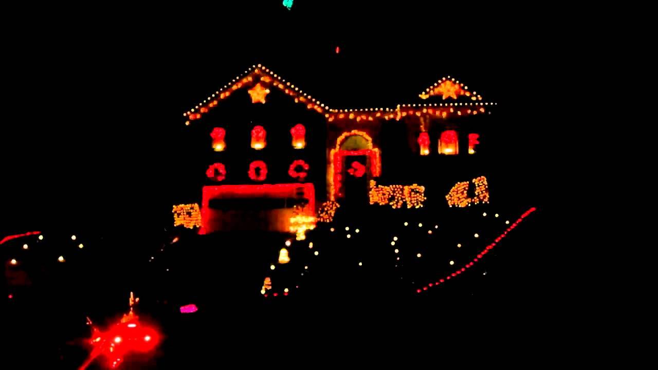 Christmas Light Show Youtube | Ideas Christmas Decorating