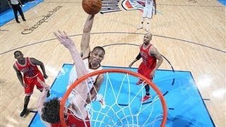 Russell Westbrook's Top Ten Plays Of 2011-2012