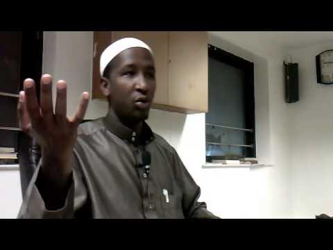 Tuxfatul Sinniyah Lesson 3 - Explanation of Ajroomiyah (Arabic Grammar) by Sh Mahdi Mohamud