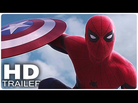 CAPTAIN AMERICA 3 CIVIL WAR All Trailer | Marvel 2016