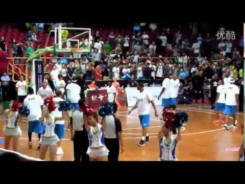 youku comUSA LEGEND TEAM vs BAYI TEAM — Tracy McGrady【Game 1】