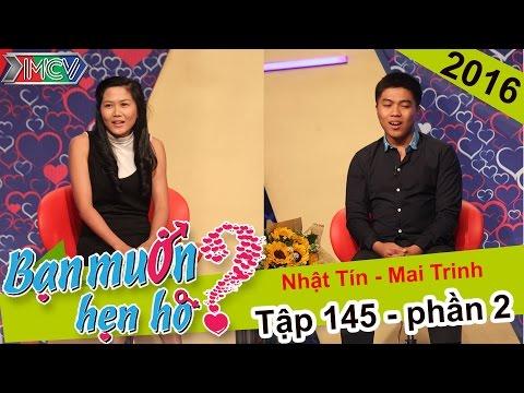 Nhát gái, chàng trai dùng giọng hát chinh phục đối phương   Mai Trinh - Nhật Tín   BMHH 145