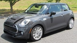 2014 Mini Cooper & Cooper S Hardtop (F56) Start Up, Test