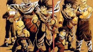 Dragon Ball Z:niveles De Poder De Los Personajes Parte 3